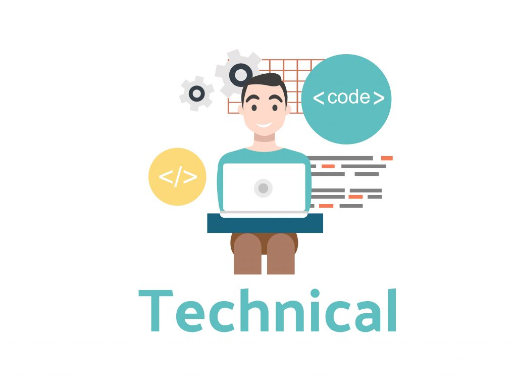 Technical SEO graphic