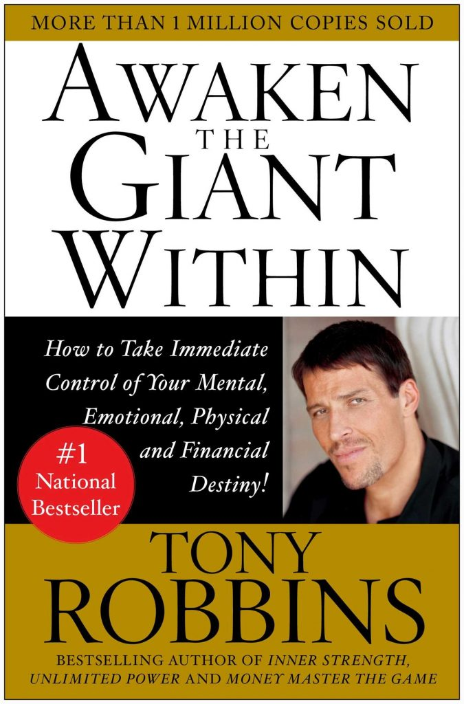 Tony Robbins - Awaken the Giant Within