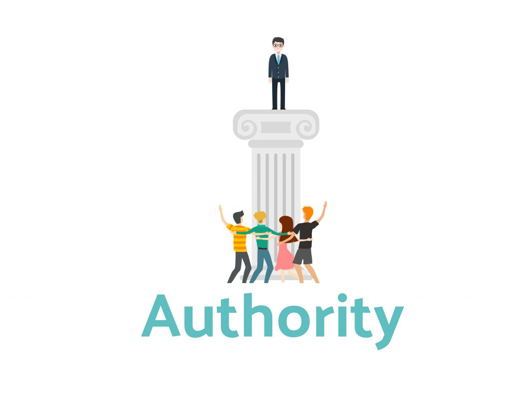 Authority SEO graphic