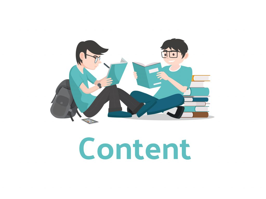 Content SEO graphic