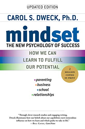 Mindset- New Psychology of Success